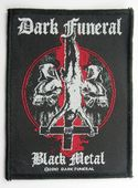 Dark Funeral - 'Black Metal' Woven Patch
